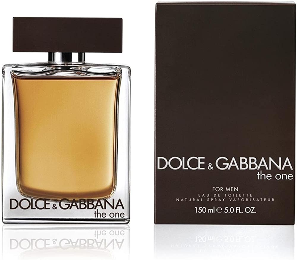 Dolce&gabbana  eau de toilette da uomo  the one for men edt 3423473021216
