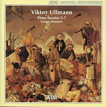 Viktor Ullmann: Piano Sonatas 5-7