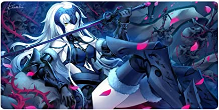 f8d4eb67321 Rain's Pan Anime Fate Grand Order Cosplay Non-slip Rubber Big Gaming Mouse  Pad.