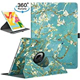 """TiMOVO Case fit New iPad 7th Generation 10.2"""" 2019, 360 Degree Rotating St"""