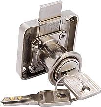 Home sloten 1Set Herbruikbare Furniture Lock zinklegering vitrinekast Sloten for Cabinet Drawer Huishoudelijk Kantoor lock...
