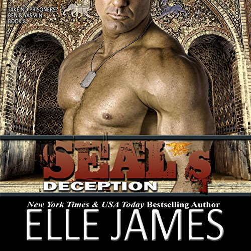 SEAL's Deception audiobook cover art