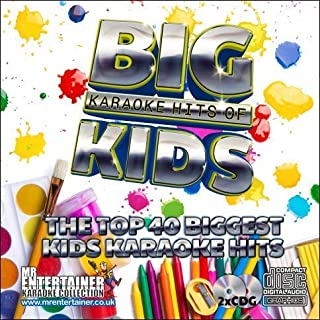Mr. Entertainer Big Karaoke Hits: Kids