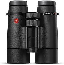 Leica Ultravid 8x42 HD Plus Binoculars With AquaDura Lens Coating, Black