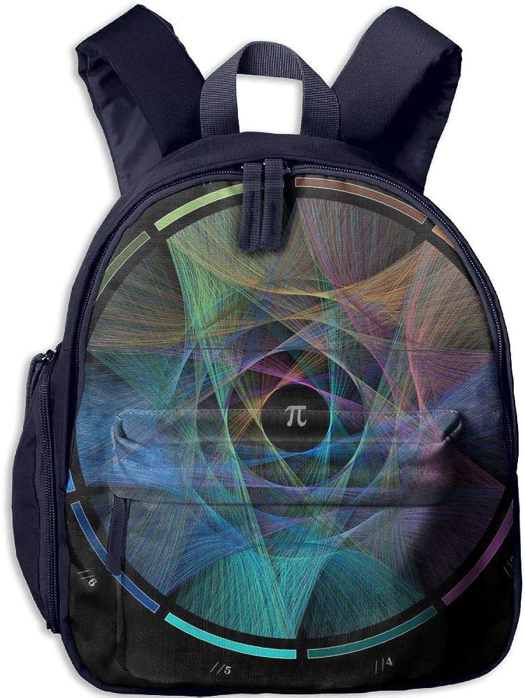 Pinta π Cub Cool School Book Bag Backpacks for Girl's Boy's