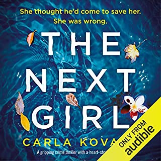 The Next Girl: Detective Gina Harte, Book 1 cover art