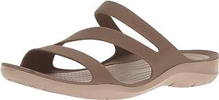Women's Swiftwater Sandal Sport, Walnut, 7 M US