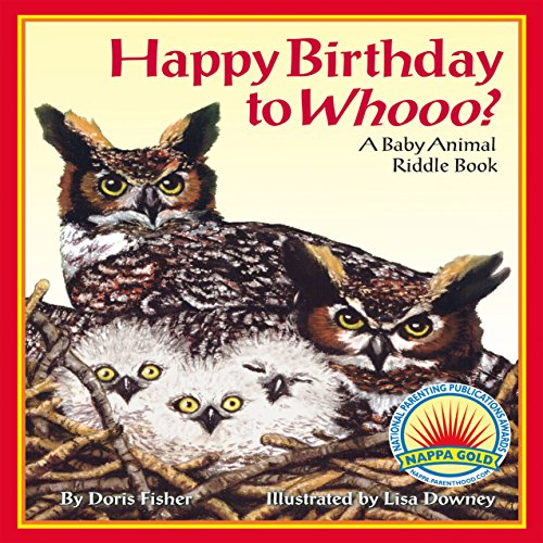 Happy Birthday to Whooo?  Audiolibri