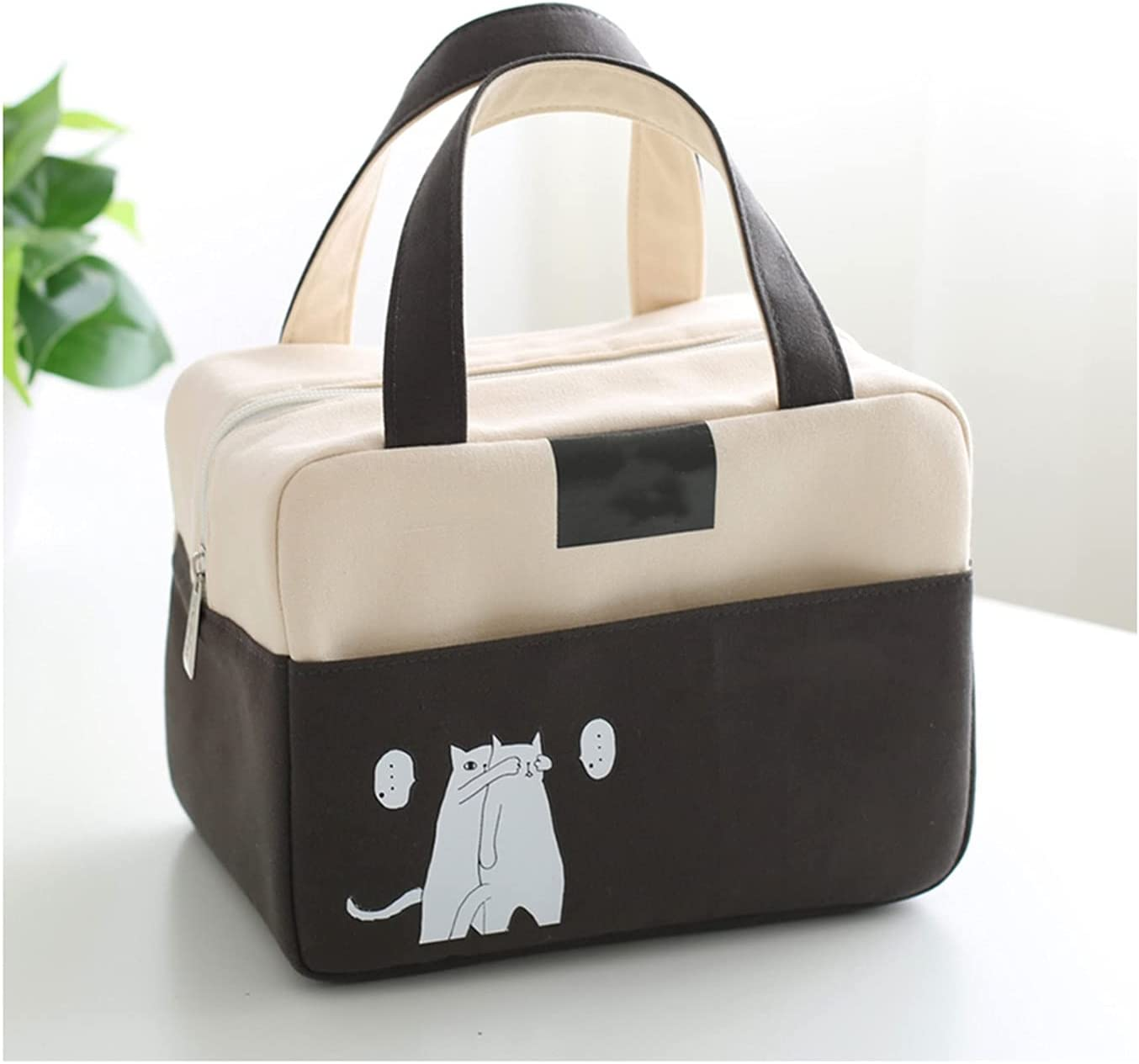 Insulated Lunch Bags Reusable Box Arlington Mall Tote Durable f Large Sales of SALE items from new works Bag