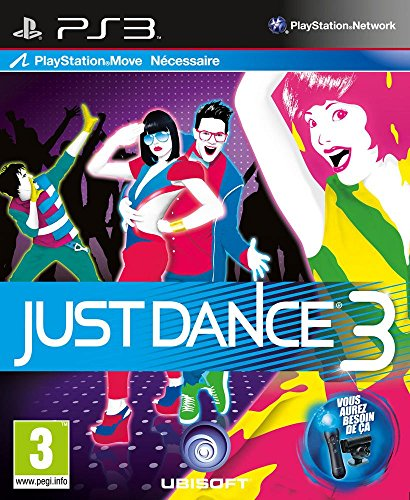 Sony - Just Dance 3 Occasion (jeu PS Move) [ PS3 ] - 3307215590164