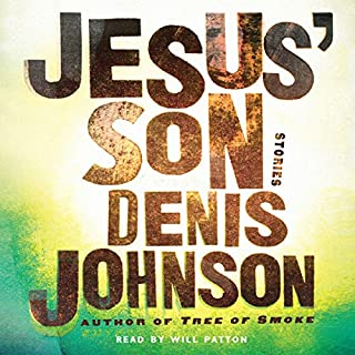 Jesus' Son audiobook cover art
