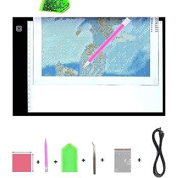 Ultra-Mince A4 LED Peinture Conseil Tracer Copie Pad Panneau Dessin Tablette Art Artcraft Pochoir pour Artiste Dessinateur