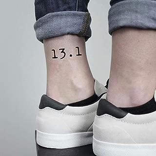 Best 13.1 tattoo ideas Reviews