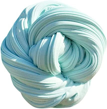 Weiyun Fluffy Slime - Jumbo Fluffy Floam Slime Stress Relief Toy  Decompression Toys- Scented Sludge 97ee2e18908b