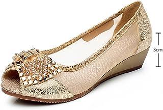 Y Esnets Chanclas Zapatos 37 Edyeh2w9i Mujer Amazon Para Sandalias YIb6f7gyv