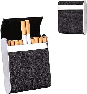 Offre Lagiwa Beige Blague /à Tabac en Simili Cuir Couleur au Choix avec 1 Cadeau Bonus