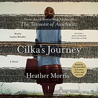 Cilka's Journey cover art