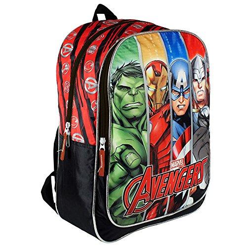 Cerda Marvel Avengers Sac à Dos 42 cm Visages (Taille L)