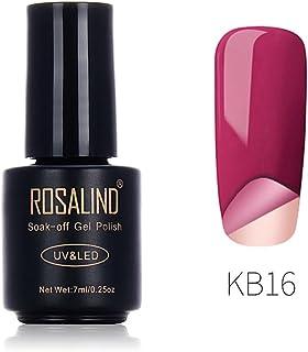 ネイルポリッシュ YOKINO UV/LED対応 ネイルラッカー レディース ネイルポリッシュ ビューティー ネイル 爪美(Nail Polish-SA) (KB16)