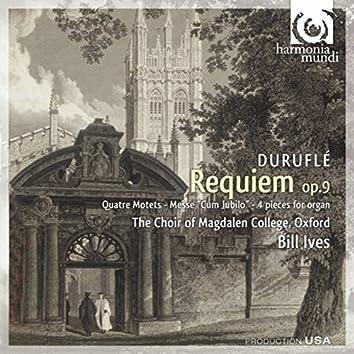 Duruflé: Requiem Op. 9