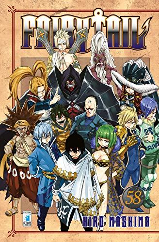 Fairy Tail (Vol. 58)