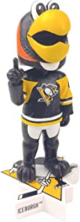 Kollectico Iceburgh Mascot Pittsburgh Penguins Bobblehead Bobble Figure