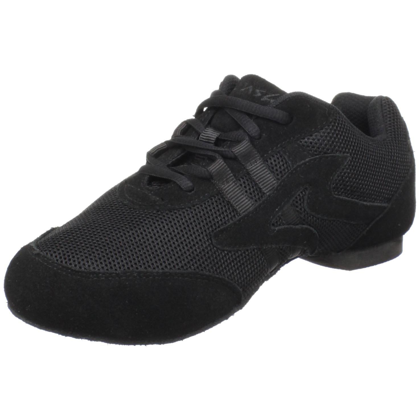 Sansha Salsette Jazz Sneaker Black