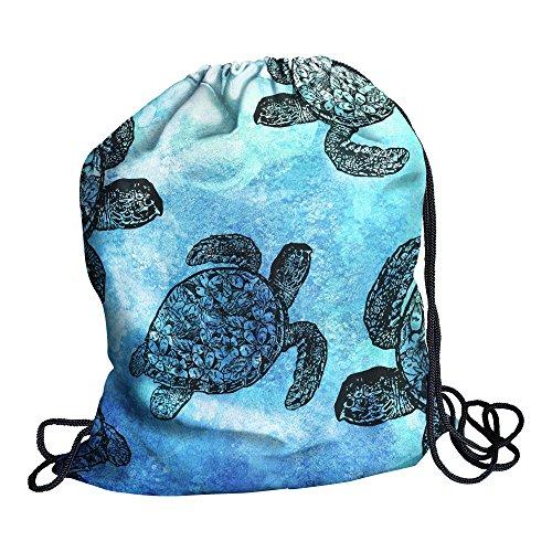 Rucksack of the Ocean Turtle