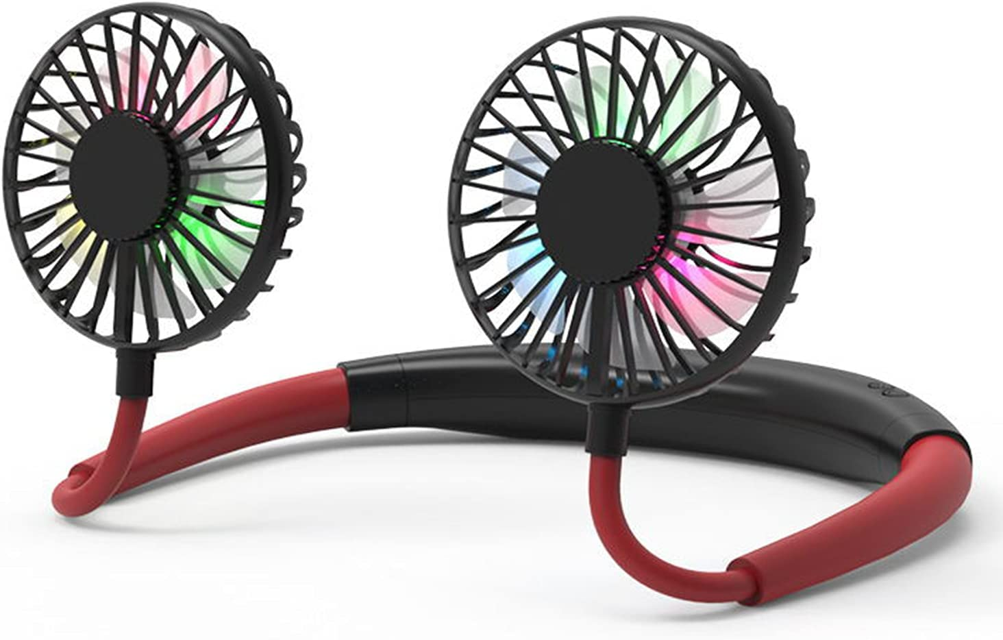 JYTDP USB Portable Fan Cold Free All stores San Antonio Mall are sold Hands Rech Hanging Neck