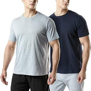 (テスラ)TESLA 半袖 Tシャツ ドライ スポーツシャツ メンズ [UVカット・吸汗速乾] アクティブ 機能性 ランニングウェア