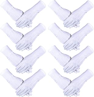 teXXor 12 Pairs of Top Cowhide Leather Gloves Broches Size 10