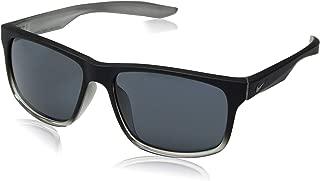 Nike Men's EV0999 090 Square Sunglasses, Black, 59 mm