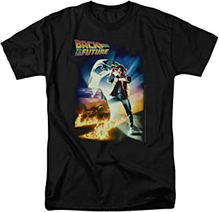 Back to The Future Marty McFly T Shirt & Stickers