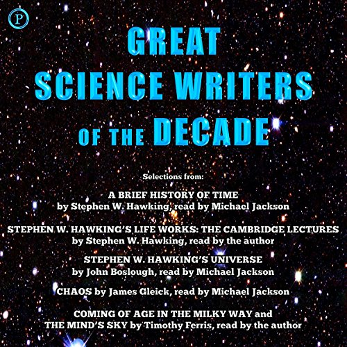 Great Science Writers of the Decade cover art