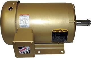 Baldor Electric - CEM3711T - 10 HP General Purpose Motor, 3-Phase, 3490 Nameplate RPM, Voltage 208-230/460, Frame 215TC