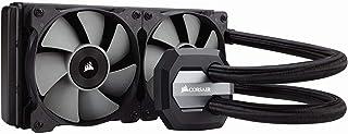 مبرد تبريد وحدة المعالجة المركزية سائل لمراوح كروسير Hydro H100x مزدوجة 120 ملم PWM