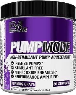 Best evl pump mode capsules Reviews