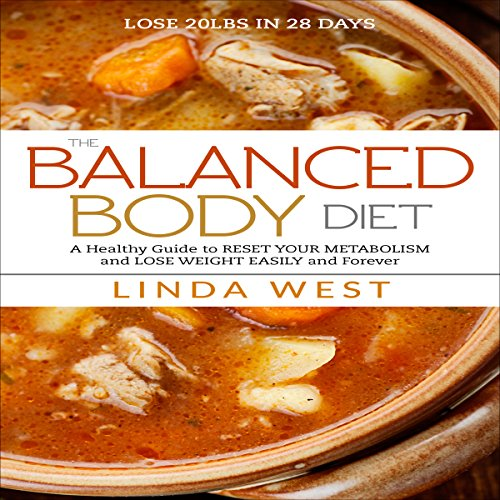 The Balanced Body Diet cover art