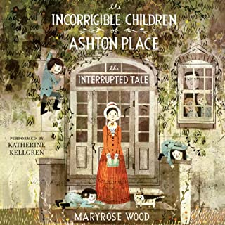The Interrupted Tale cover art