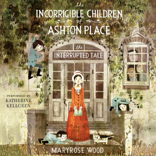 The Interrupted Tale  audiobook cover art