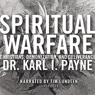 Spiritual Warfare audiobook cover art