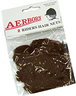 Aerborn Hair Net - Dark Brown