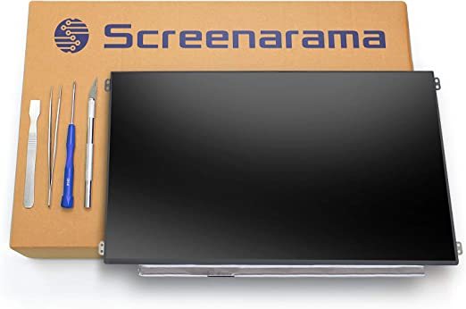 HD 1366x768 Matte LCD LED Display with Tools SCREENARAMA New Screen Replacement for B116XW03 V.2