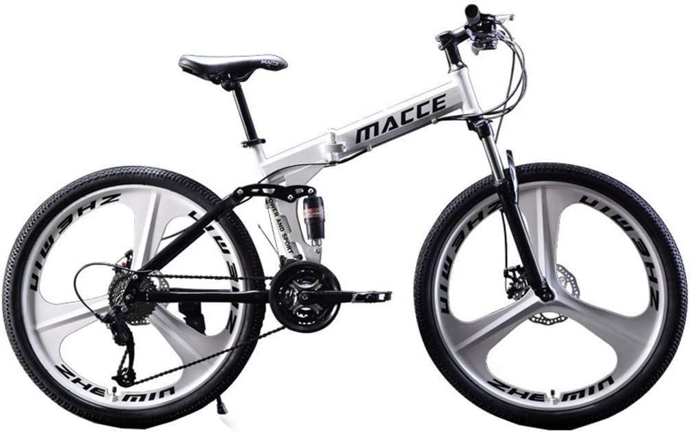 26In Foldable Bicycle Mountain Bike - NEW before selling Carbon Steel Ranking TOP13 21 High Speed