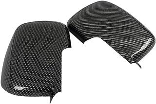 LSJVFK Striscia Decorativa per specchietto retrovisore per Auto Accessori per Auto Adatta per Mazda CX-3 CX3 2015 2016 2017 2018