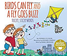 Birds Can Fly and a Fly Goes Buzz!: Tricky, Sticky Words (Read, Sing, Learn: Homophones!)