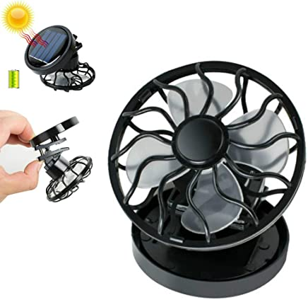Amazon com: solar powered fan cooling