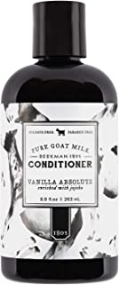 Beekman 1802 - Conditioner - Vanilla Absolute - Goat Milk Hair Conditioner - Naturally Rich in Lactic Acid & Vitamins - Cr...