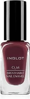 Inglot O2M Breathable Nail Enamel, 650, 11 ml