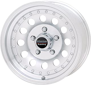 American Racing Outlaw II AR62 Machined Wheel with Clear Coat (15x8